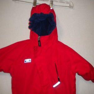 0618f2e81 Lands' End Jackets & Coats - Lands End Baby Boy 12 Months Lined Winter  Snowsuit