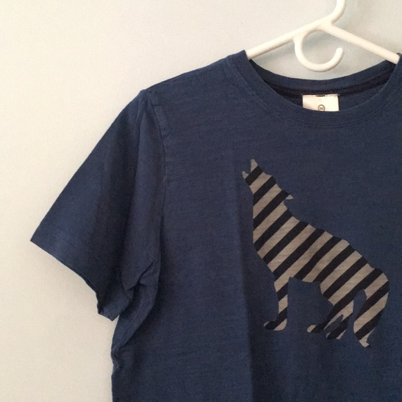 Hanna Andersson Shirts & Tops - Hanna Andersson wolf tee