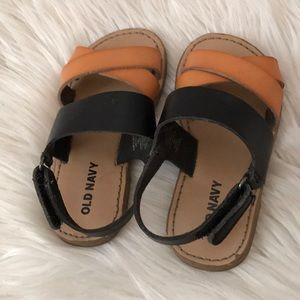 Old Navy Shoes - Old navy toddler sandals