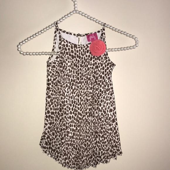 Pinky Other - Print Todgr Dress 2t