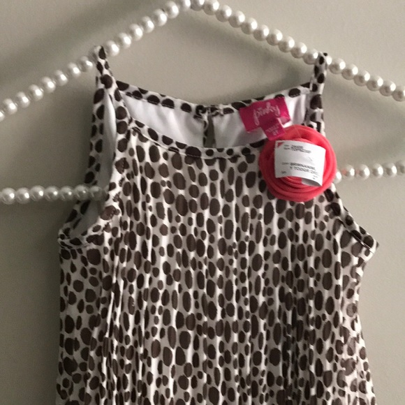Pinky Dresses - Print Todgr Dress 2t