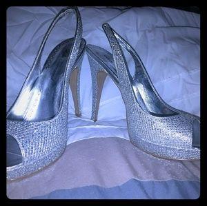 Lulu Townsend sling back heels