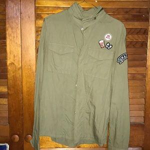 Zara Utility jacket, Worn once