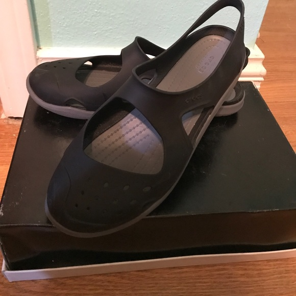 36a3205b CROCS Shoes | Womens Swiftwater Wave Sandal | Poshmark