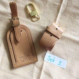Set of Luggage tags 💋 set#2