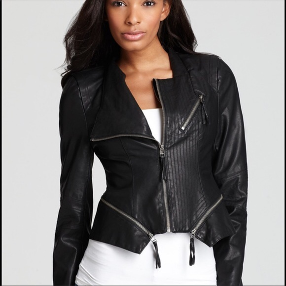 7f87a5ccc NWT Blank NYC Faux Leather Moto Jacket 🏍 NWT