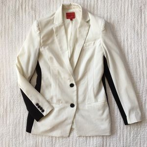 Narciso Rodriguez for Design Nation White Blazer