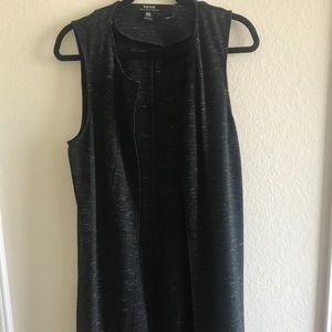 Kensie LONG Vest. BNWT