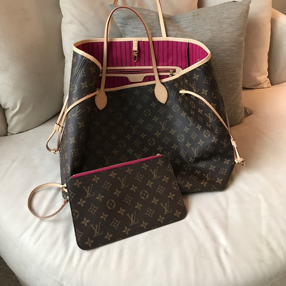 ffd9029a301 BRAND NEW Louis Vuitton Neverfull GM- Monogram