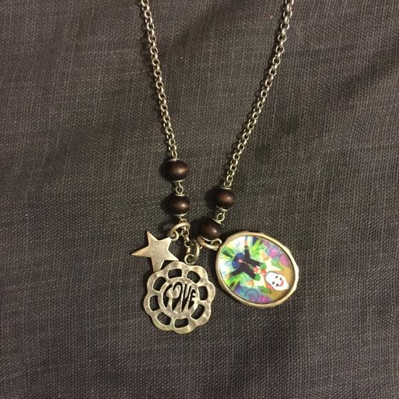 Beatles Charm Bracelet: Limited Edition Beatles Necklace