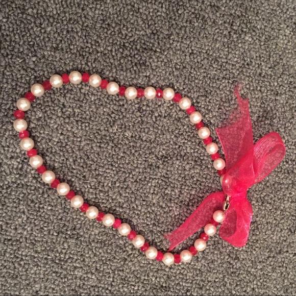 J. Crew Jewelry - Pearl and Quartz necklace