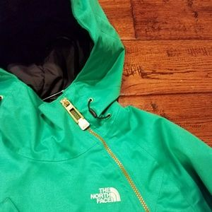 The North Face cryptic collection snowboard jacket