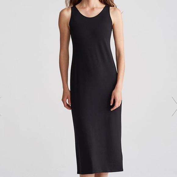 1d9655d1f007 Eileen Fisher Dresses   Skirts - Eileen Fisher Viscose Jersey System Tank  Dress