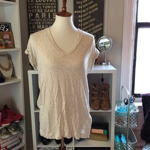 LOU & GREY SLOUCHY TOP IN XSMALL FALL CHIC