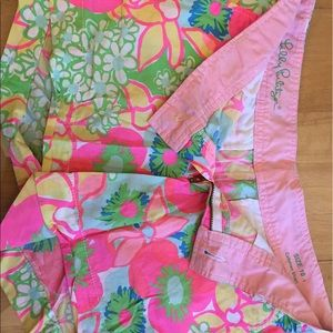Lilly Pulitzer shorts - size 10