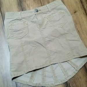 Candie's corduroy skirt.  Size 11