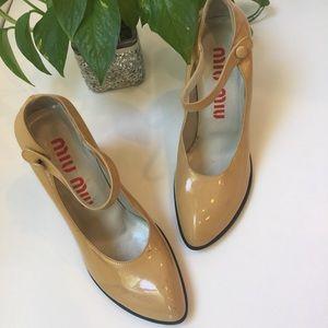 Miu Miu heels 👠