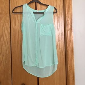 Mint Old Navy Tank