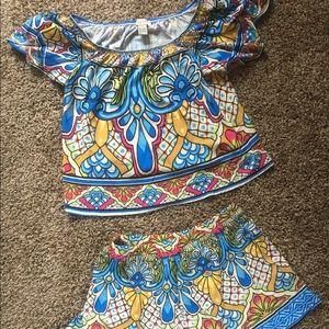 Pants - Cute 2 piece set NWOT
