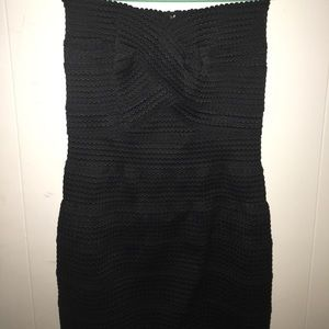 Black tube dress!! Perfect LBD