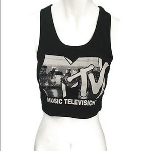 Tops - MTV Crop top