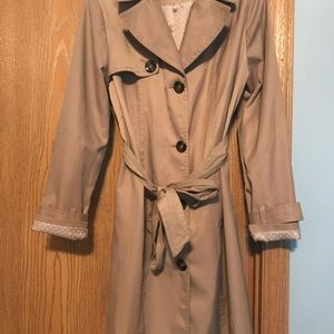 Beautiful Maternity Trench Coat