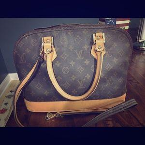 Louis Vuitton Vintage bag (Authentic)