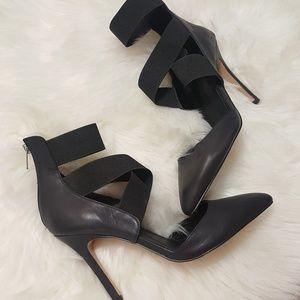 Shoemint black pumps