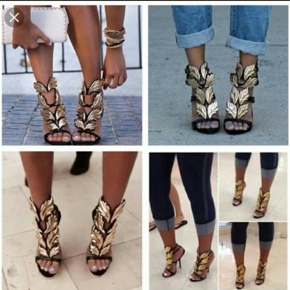 torrid Shoes - New! Torrid Infamous Wing Heels Size 8