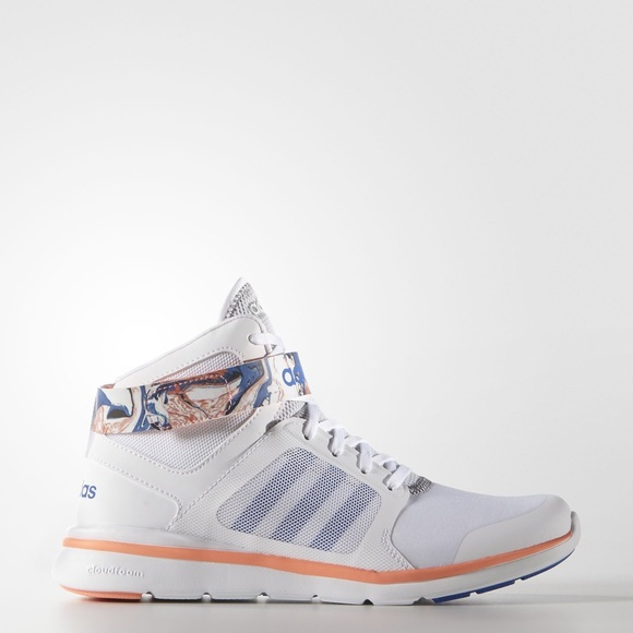 finest selection 8835c be64f adidas Shoes - Womens Adidas Neo Cloudfoam Xpression Mid Shoe