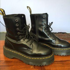 Dr. Martens Jadon Boot: Like New