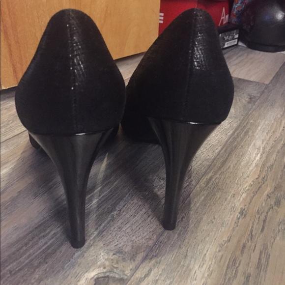 Bandolino Shoes - Black 9M Bandolino stilletos