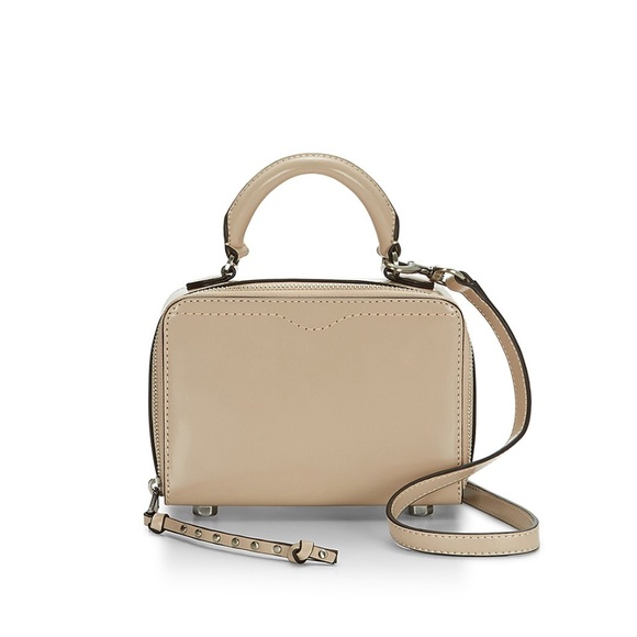 Shoulder Bag for Women On Sale, Nude, Leather, 2017, one size Rebecca Minkoff