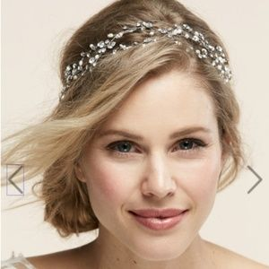 Untamed Petals  - Kennedy Headpiece/Sash