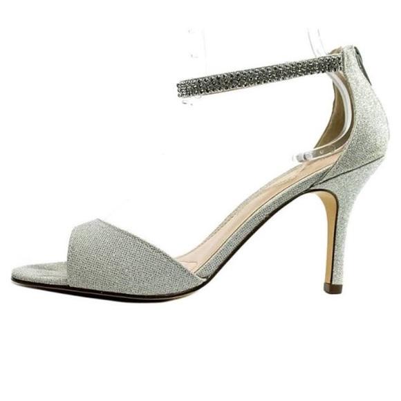 Nina Shoes - Varetta-gm silver bliss heels