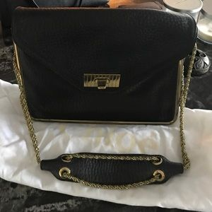 Leather Authentic Chloe bag