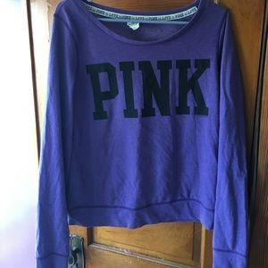 PINK Pullover Sweater (BOGO 1/2 off)