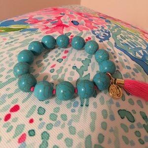 NWOT Lilly Pulitzer beaded bracelet!