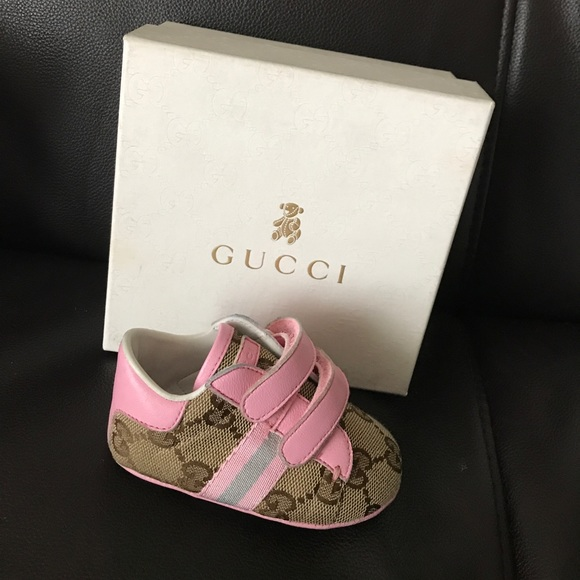 a72de3e81 Gucci Other - Gucci Infant Shoes size 2