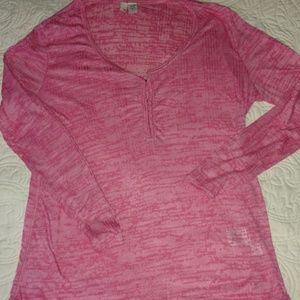 Route 66 pink top