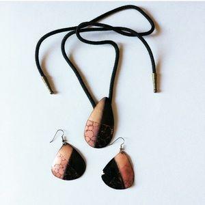 Jewelry - Unique Necklace / Earring Set