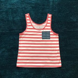 4th of July Stars and Stripes Tank 🇺🇸
