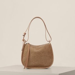 4782ce32944 All Saints Bags - ✨SALE✨ All Saints Echo star mini suede hobo bag