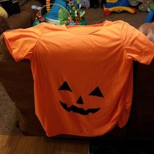 Tops - Maternity pumpkin shirt