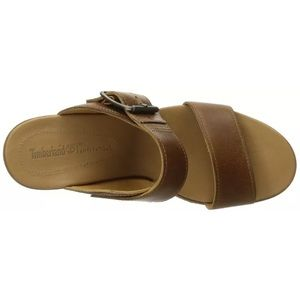 f020e81abc42 Timberland Shoes - TIMBERLAND WOMEN S BRENTON BUCKLE SLIDE SANDAL