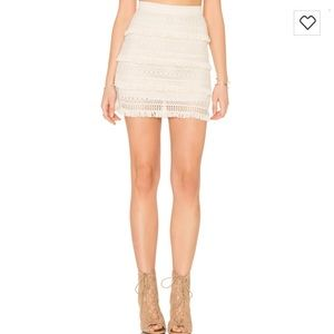 NEW WITH TAGS - Joie Serena Skirt, Natural