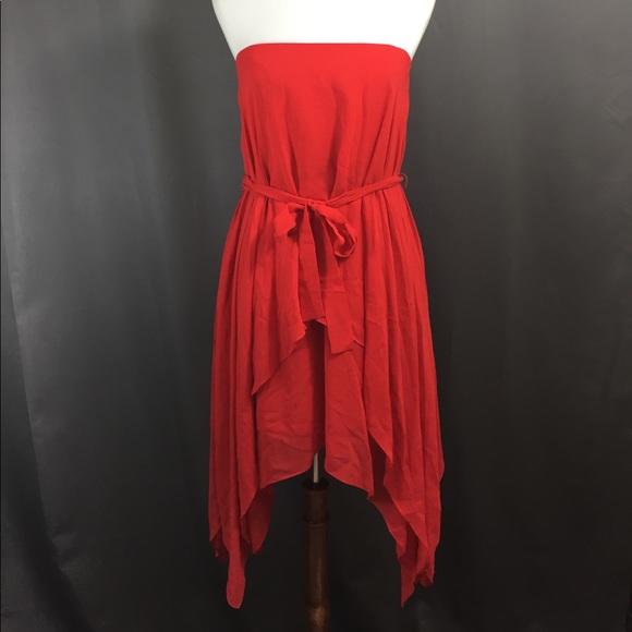 6cc26039d71 BCBG limited edition Runway Tabitha Red Dress