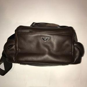 Prada Bags - Prada Leather Camera Bag