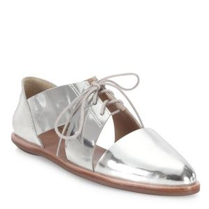 Loeffler Randall Willa Oxford Cutout Shoes