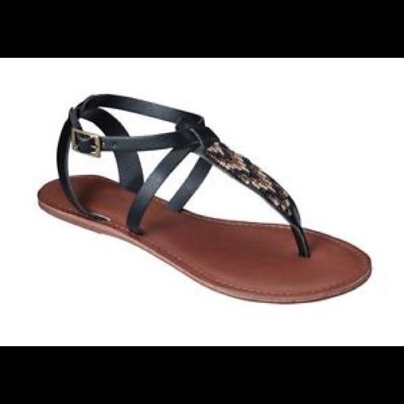 b2e57a217 NWT Mossimo Cora Gladiator Sandals - Size  10